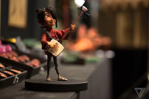 Inside Laika studios, where stop-motion animation goes high tech