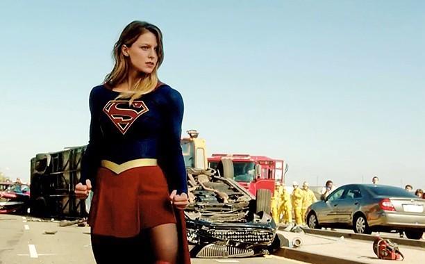 Supergirl producers on the politics of making a female superhero