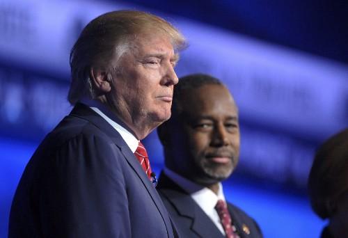 Republican Candidates Debate in Colorado: Pictures