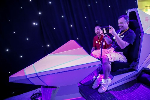 Fun Tech Toys at E3: Pictures