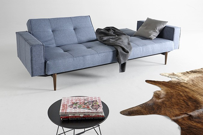 Discover the best small-space-solution-splitback-sofa-series on Dwell