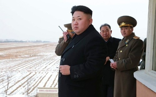 Are Kim Jong Un's Kid Gloves Now Off?