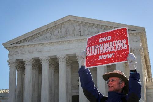 U.S. Supreme Court tosses challenge to Republican-drawn Ohio congressional maps