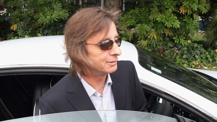 AC/DC's Phil Rudd Arrested for Attempting to Procure a Murder
