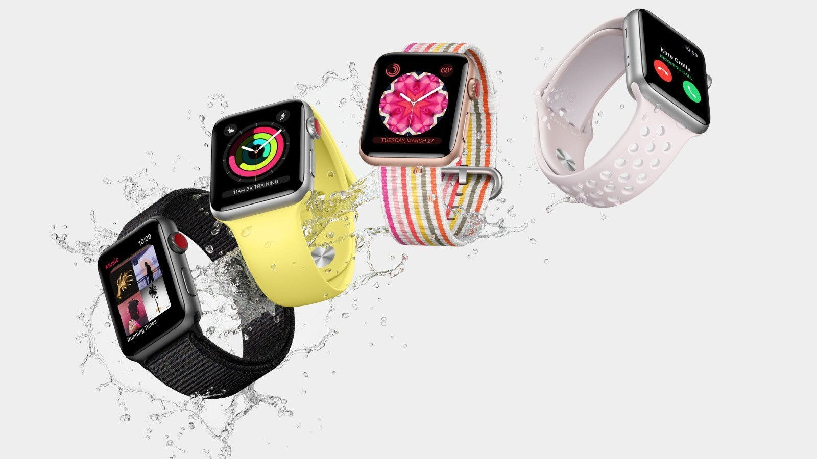 KGI: New Apple Watch models later this year with new design, ~15% bigger display
