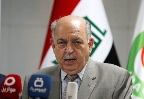 Iraq oil production and exports stable, extraction healthy - minister