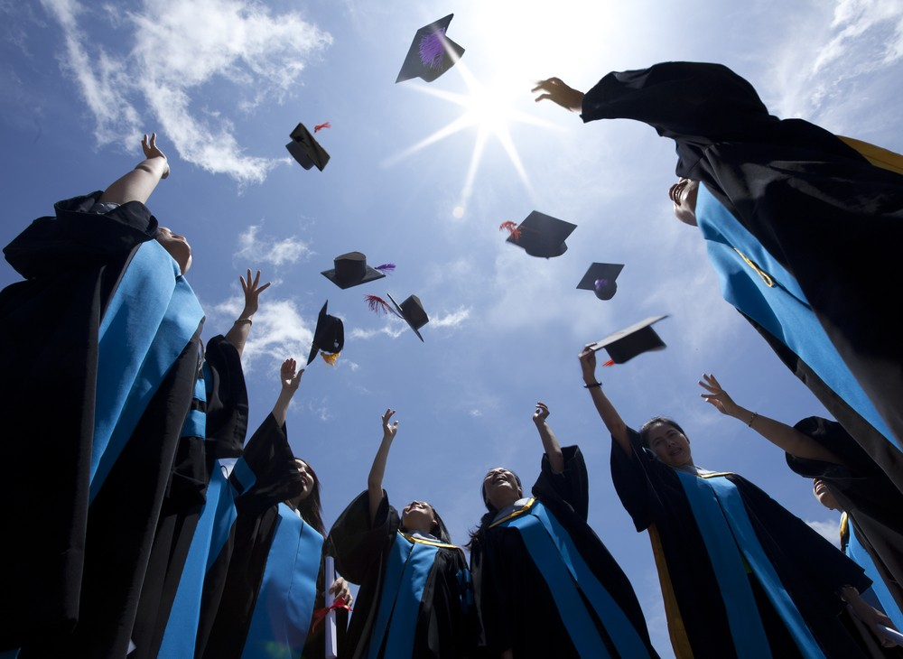 Congratulation, Graduates! Get Ready for the Rest of Your Life