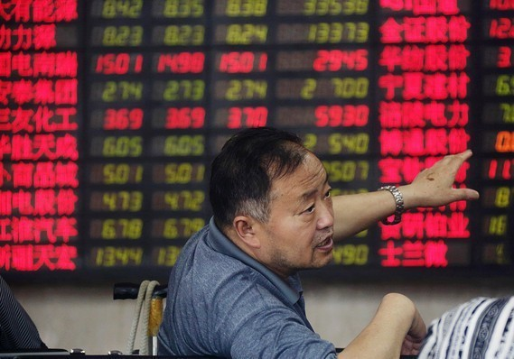China gains gather pace