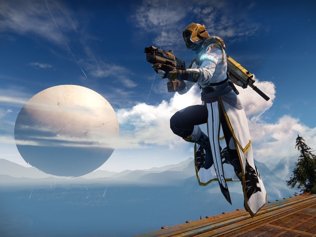 Destiny: how a universe was assembled by craftspeople and their community