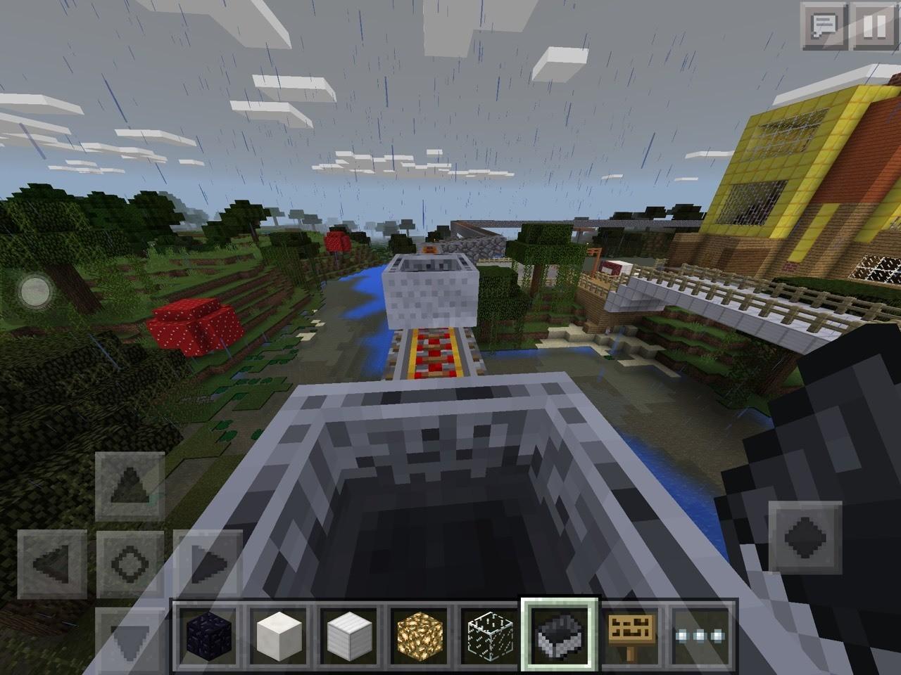 MinecraftPE0.13.0のベータは即にandroidで公開されています。