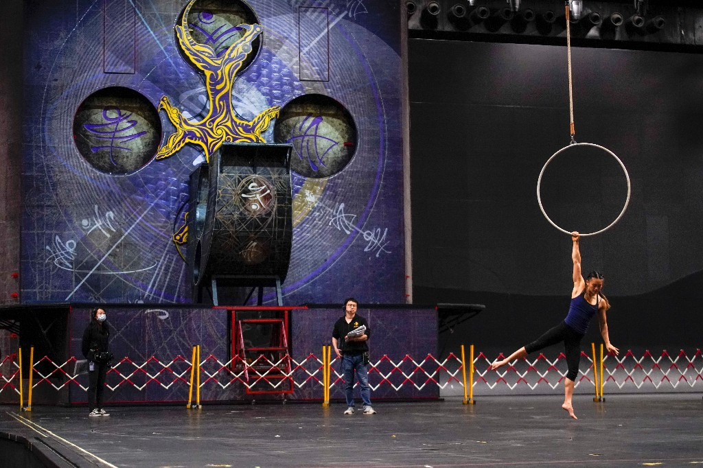 Cirque du Soleil accepts recapitalization offer from creditors