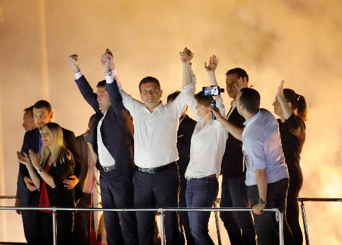 New Istanbul mayor a catalyst for change in old Erdogan stronghold