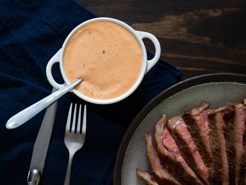 Choron Sauce: The Tomatoey Béarnaise That Belongs on Your Steak