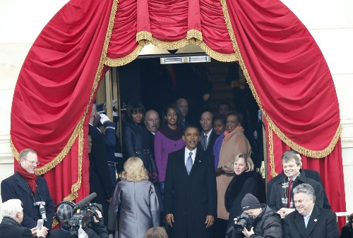 The Obama Inauguration in Pictures