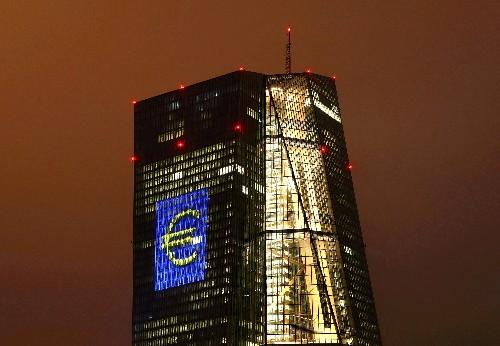 El BCE revisa las previsiones de inflación y crecimiento de la zona euro
