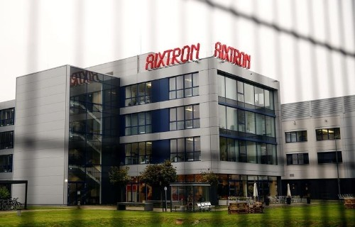 Obama bars China's Fujian from buying Aixtron's U.S. business