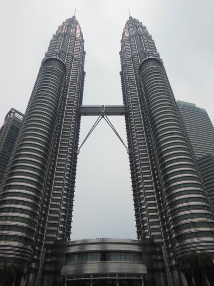 How the Malaysians Used a Skyscraper to Fool the World