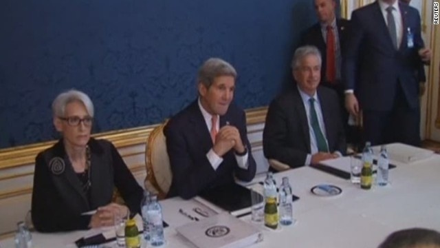 U.S. official: Deadline might be extended in Iran nuclear talks