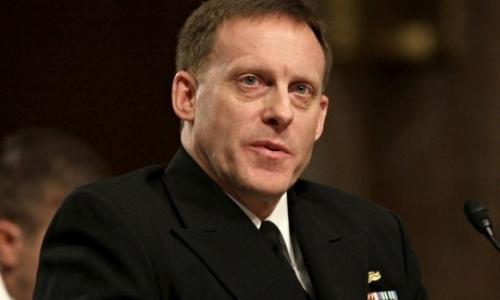 New NSA chief says 'sky not falling down' after Snowden revelations