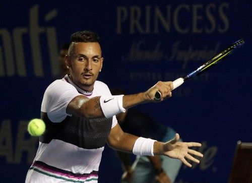 Tennis: Kyrgios is not such a bad guy, says Djokovic