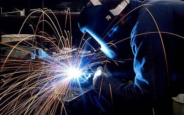 UK manufacturing activity growing at fastest rate 'for a generation'