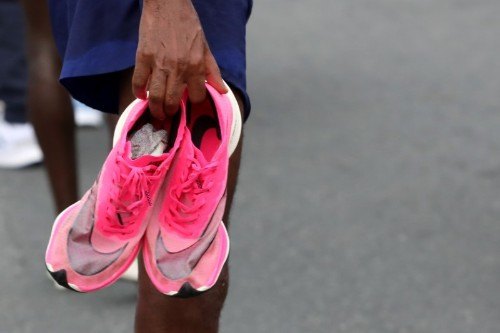 'They're fast, but are they fair?' Amateur runners face Nike dilemma
