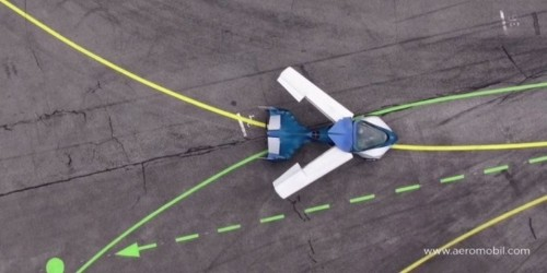 A Company In Slovakia Is Revealing A Flying Car Prototype This Month