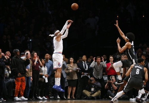 NBA roundup: 76ers rally past Nets in feisty contest