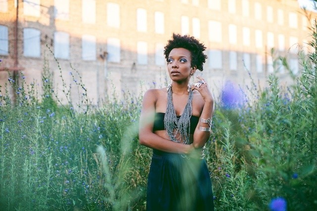 Heavn Help Us: The Joyful Music of Jamila Woods