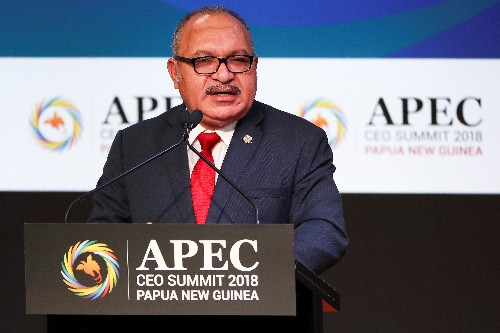 Papua New Guinea police seek to arrest ex-prime minister O'Neill