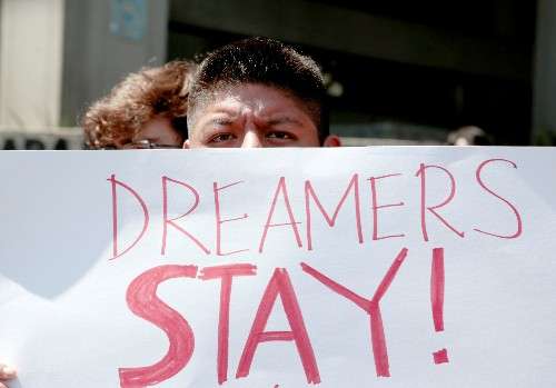 Trump administration backpedals on citizenship for 'Dreamers': official