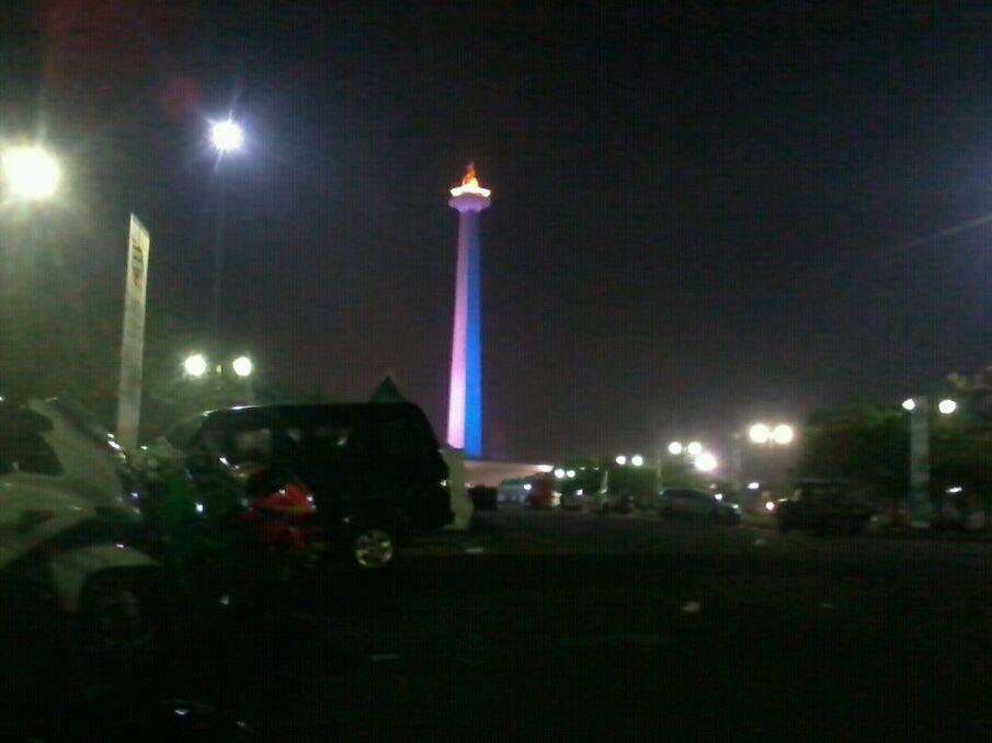 Monumen paling terkemuka di INDONESIA