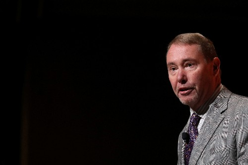 DoubleLine's Jeffrey Gundlach says Federal Reserve has lost control