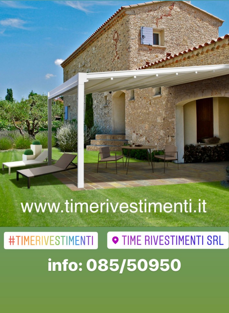 TIME RIVESTIMENTI  - cover