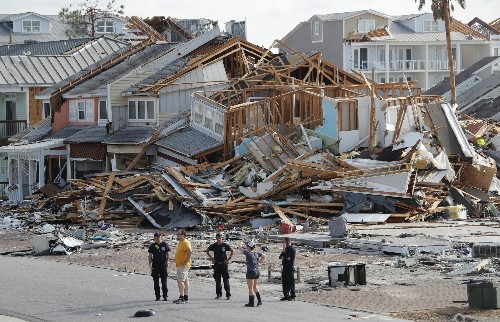A year after Michael, Florida community still in crisis