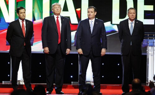 CNN GOP Debate Recap: 'Policy Focused' Candidates Before Key Primaries