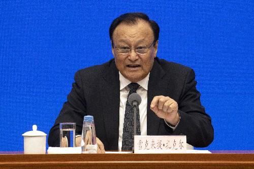 China claims everyone in Xinjiang camps has 'graduated'