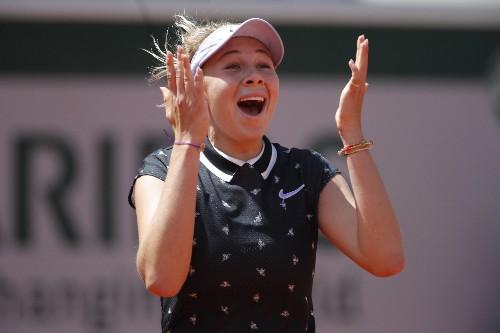 La vigente campeona Halep es eliminada en cuartos de final en Roland Garros