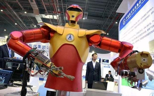 Robots may shatter the global economic order within a decade