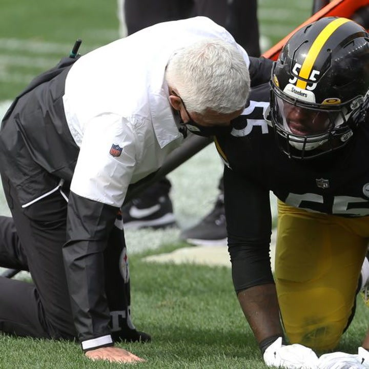 Steelers LB Devin Bush Tears ACL in Sunday's Game