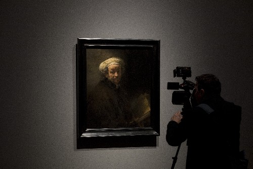 Rijksmuseum shows off its Rembrandts in blockbuster show
