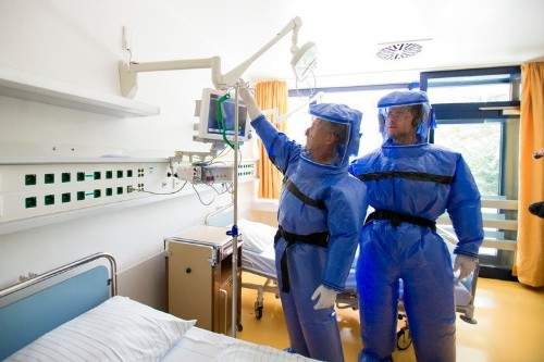 Hospital rooms in 9 countries around the world reveal the global disparity in healthcare
