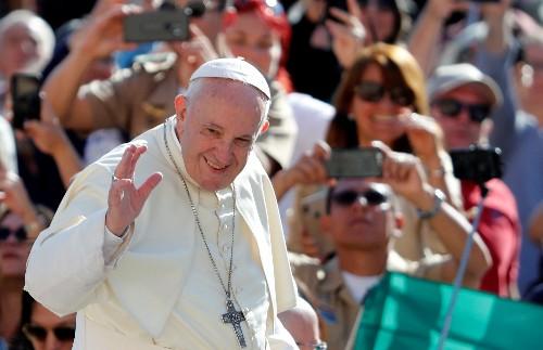 Pope to visit Japan November 23-26