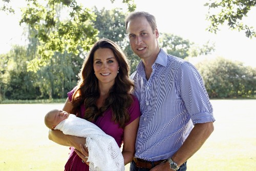 Happy Second Birthday Prince George: Photos