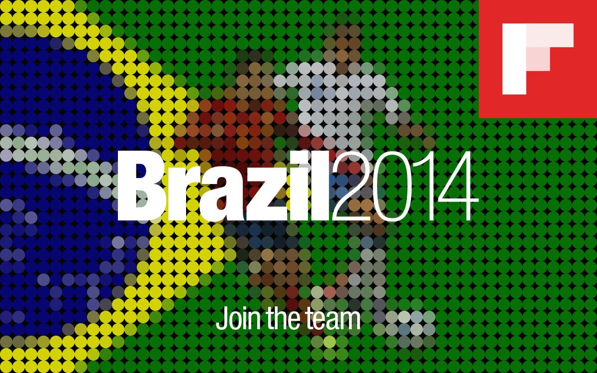Help Us Curate a News Magazine About Your Favorite World Cup Team