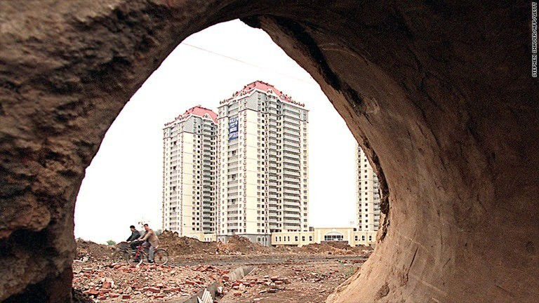 Economists are really worried about China's massive property sector