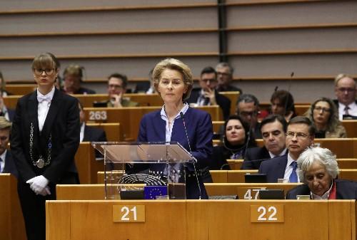 EU executive sets fair competition as condition of post-Brexit trade deal