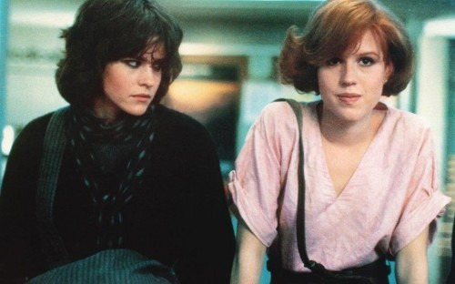 'The Breakfast Club' Turns 30: Molly Ringwald and Ally Sheedy Dish on the John Hughes Classic