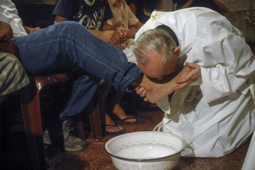 Where Pope Francis Learned Humility