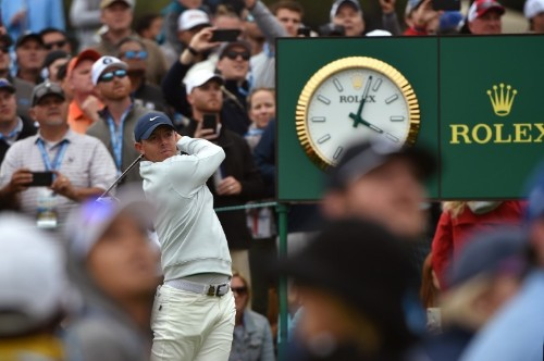 Golf: McIlroy sees no need for superstar caddie